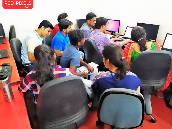 graphic design training institute in delhi