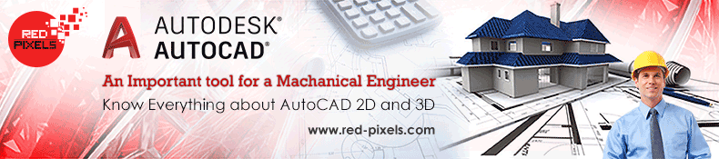 RED PIXELS - AutoCAD Training Institute in Delhi